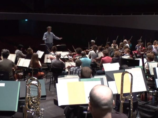 "Brahms Symphony 1 ""Adagio"" – conductor: Ghislain Bellefroid"